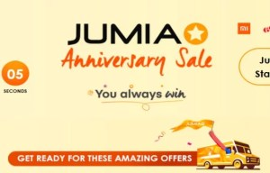 Jumia Anniversary Sales 2019: Phones, Date and Daily Giveaways