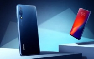 Lenovo Z6 has been Officially Announced; See Specification and Price