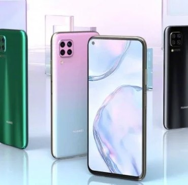 Huawei nova 6 Trio Smartphones Has Been Announced