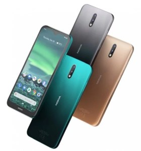 Nokia 2.3 Announced: The Latest Budget Android One Smartphone