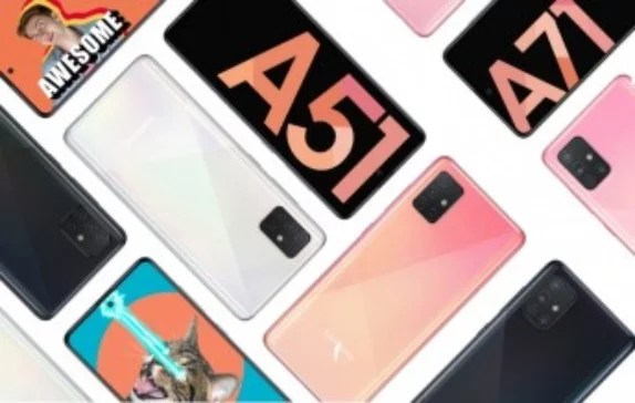 Samsung Galaxy A51 and Galaxy A71 Prices in Europe Revealed