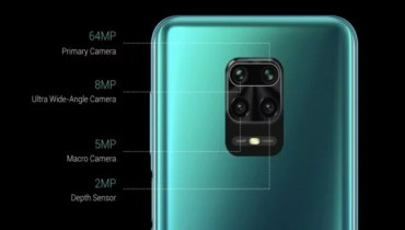 Xiaomi Redmi Note 9 Pro Max Announced: See Specs and Price