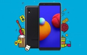 Samsung Galaxy M01 Core – The Cheapest Samsung Phone in India