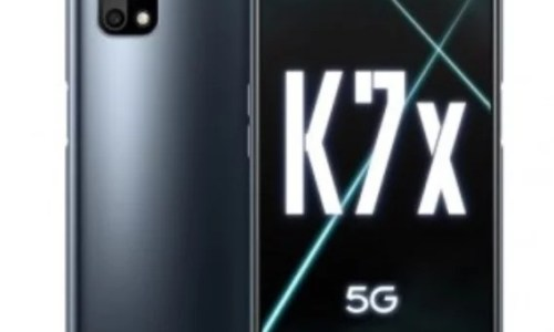 Oppo K7x Announced in China; Sales Begins on November 11