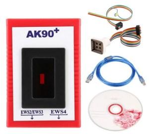 Qiilu AK90+ Key Programmer for BMW EWS