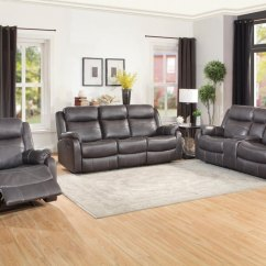 Lay Flat Recliner Chairs Stackable With Arms 9990gy1 In By Homelegance Orange Ca Reclining Chair