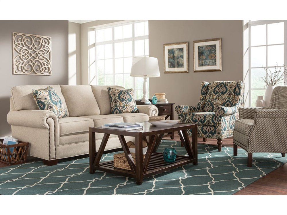 craftmaster living room furniture small design plan 756550 in by evansville stationary sofas three cushion