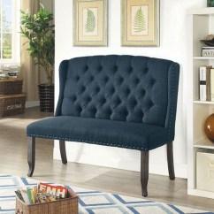 2 Seater Love Chair Steel Headshot Cm3324bkblbn In By Furniture Of America Olympia Wa Sania Iii Seat Bench