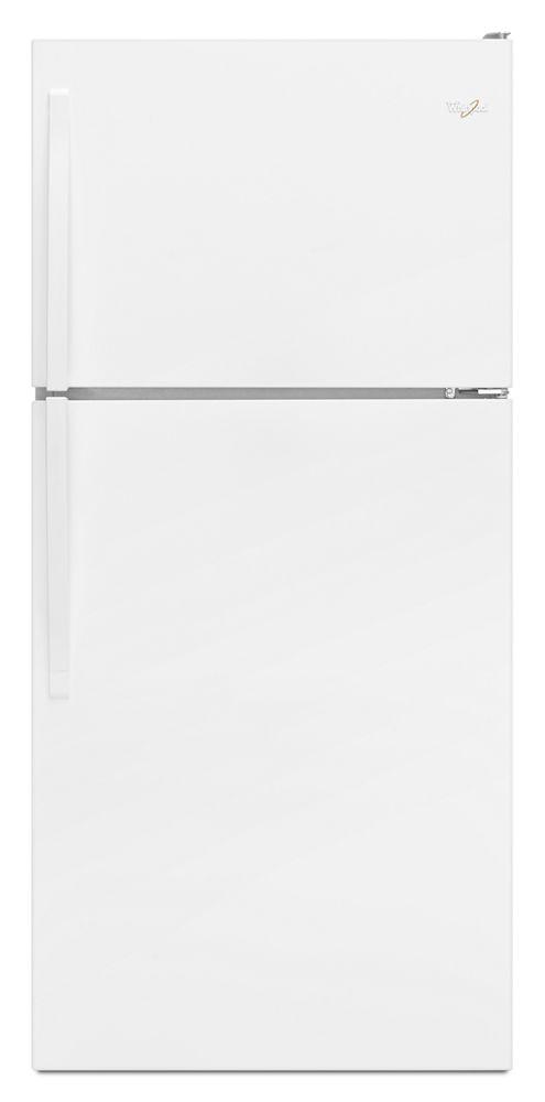 WRT108FZDW Whirlpool 30-Inch Wide Top Freezer Refrigerator