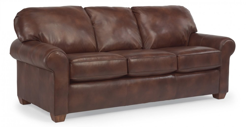 albany leather sofa standard sizes uk 353531 in by flexsteel ny thornton