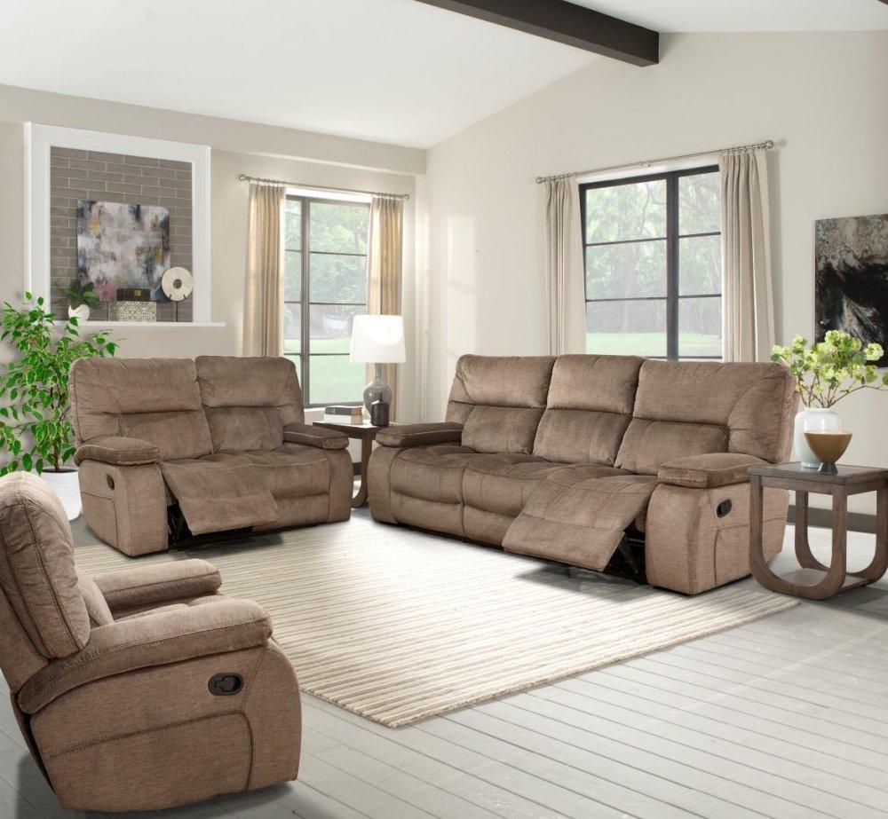 triple reclining sofa tufted set mcha833kon in by parker house prescott az manual