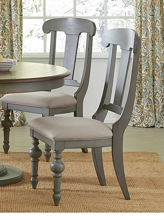 chair design brands cheap card table and chairs set d88061 in by progressive furniture spencer slat dining 2 ctn putty oak finish