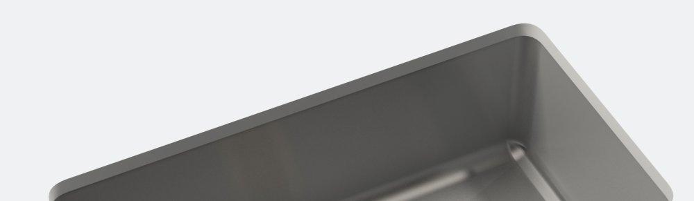 24 kitchen sink composting waste 003209 in by julien ottawa on classic undermount stainless steel