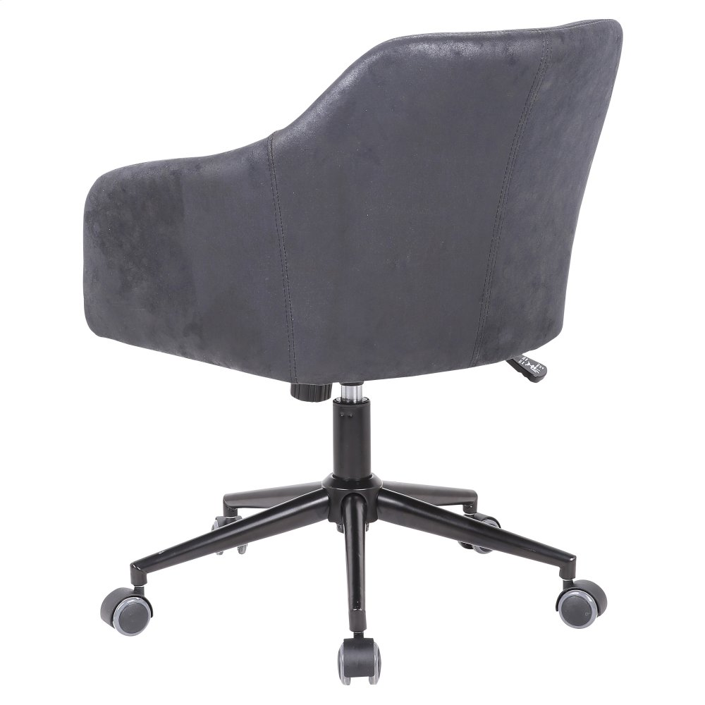 cloth office chairs solid wood dining room 9700019261 in by new pacific direct bologna kd fabric chair lustrous black