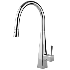 Kitchen Mixer Sink Cabinet 37281031 In Chrome By Gessi Ottawa On Natalia With Pull Out Double Spray Max Flow Rate 1