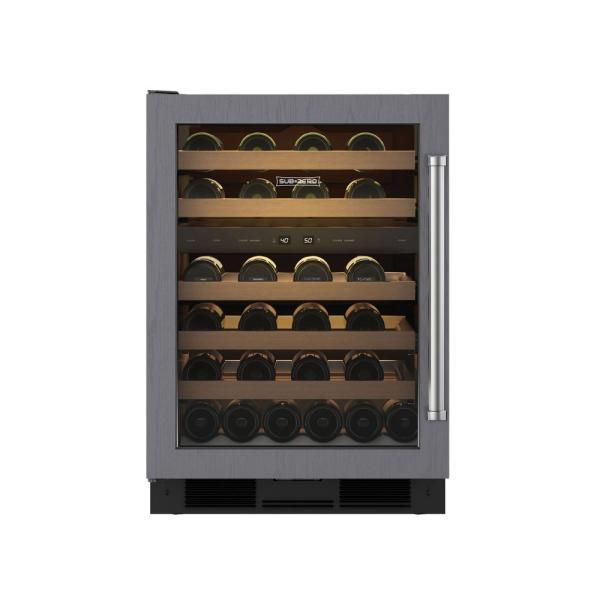 24 Undercounter Wine Storage