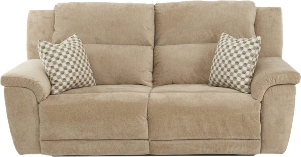 liberty sofa and motion loveseat 4 piece cover 681038pw2rs in by klaussner ky two cushion