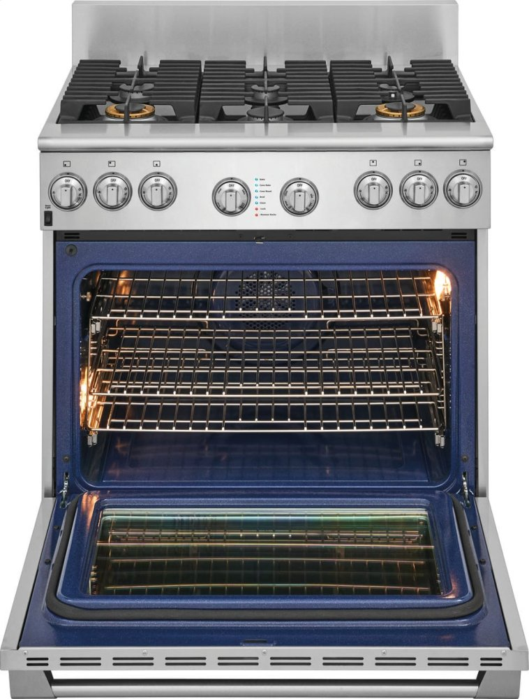small resolution of hidden additional electrolux icon 36 dual fuel freestanding range
