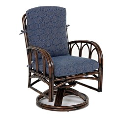 Klaussner Rocking Chair Antique Throne Chairs For Sale W2000srdc In By Outdoor Newnan Ga Capella Swivel Dining