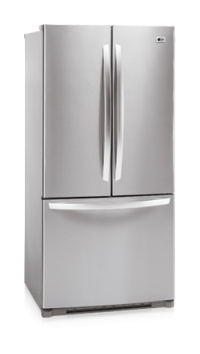 French Door Refrigerator: 33 Width French Door Refrigerator