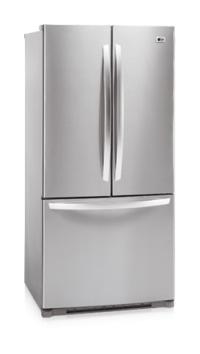 French Door Refrigerator: 33 Width French Door Refrigerator