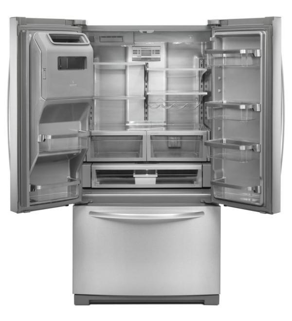 New KitchenAid Refrigerator