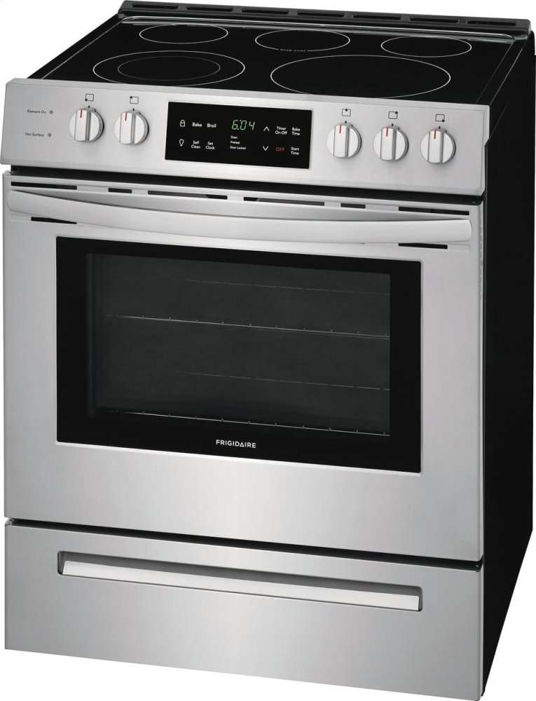 hight resolution of frigidaire 30 front control freestanding electric range