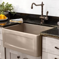 24 Inch Kitchen Sink Appliances Packages D20101000410 In Oyster By Dxv Raleigh Nc Hillside Apron