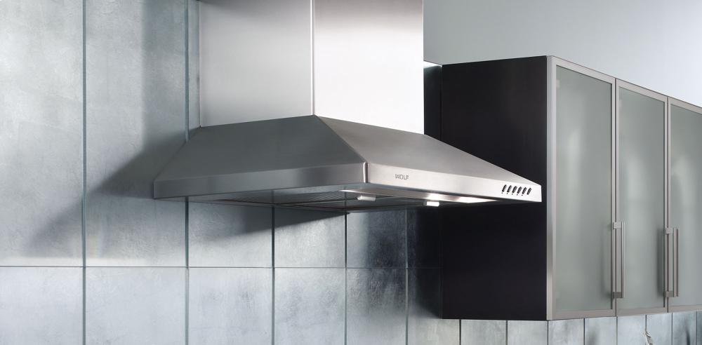 kitchen appliance packages stainless steel polished brass faucet shop wolf ventilation in mass | pro range hood ctwh36
