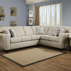 American Furniture Living Room Sectionals Small Cottage Westco Home Manufacturing3100 Uptown Ecru Sectional
