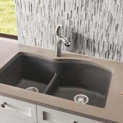 Brown Kitchen Sink Hutch For Sale 441609 In Caf Eback By Blanco Ottawa On Diamond 1 3 4 Bowl Reverse With Low Divide Cafe