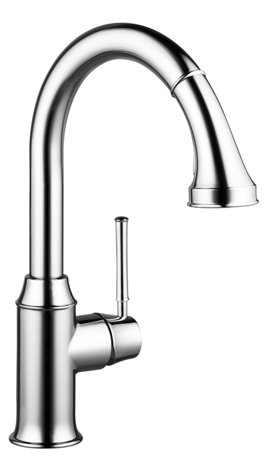 chrome kitchen faucet knives made in usa 04215000 by hansgrohe ottawa on higharc 2 spray pull down 1 75 gpm