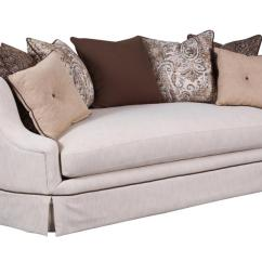 Oatmeal Sofa Mid Century Style Bed U310420089 In By Magnussen Home Bend Or