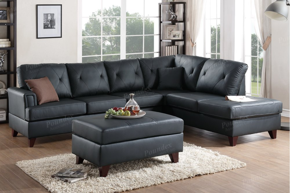 cheap sofas in las vegas nv derwent versailles sofa f6880 by poundex 2 pcs sectional