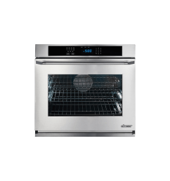 renaissance 27 single wall oven in stainless steel with flush handle [ 1000 x 1000 Pixel ]