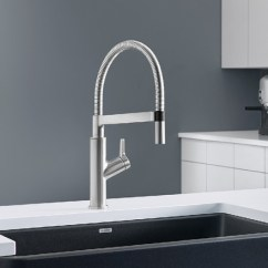 Professional Kitchen Faucet Rachael Ray 401990 In Polished Chrome By Blanco Ottawa On Solenta Semi