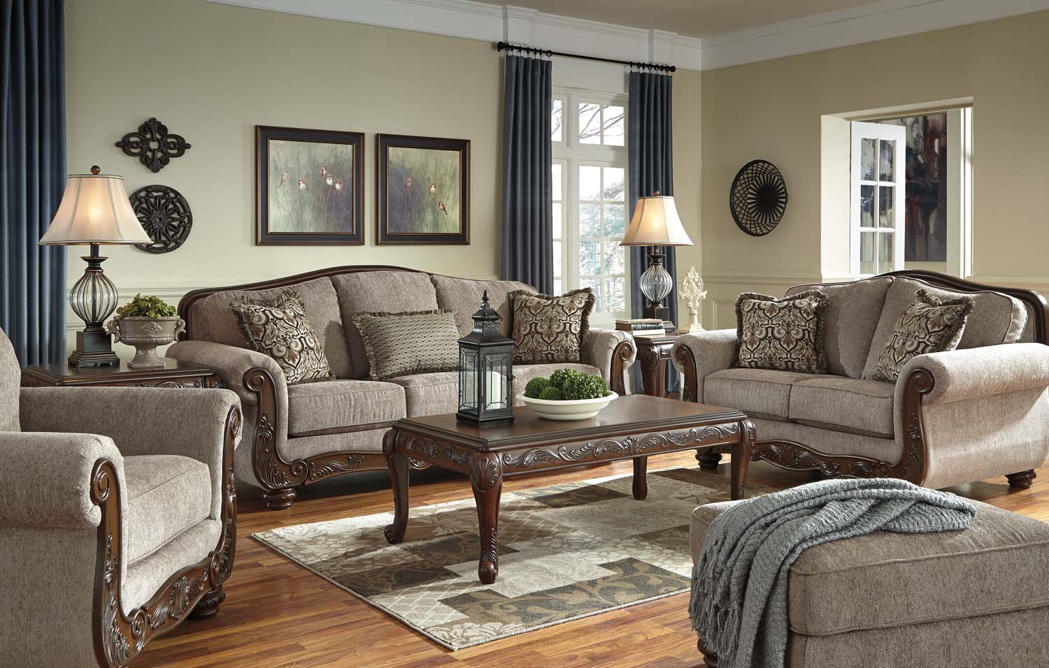 living room sets houston stereo 57603 in by ashley furniture tx cecilyn cocoa set texas usa aztec