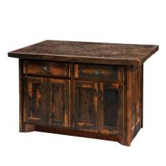 60 Kitchen Island Modern Wall Decor B16180 In By Fireside Lodge Cashiers Nc Barnwood Laminate Top Trimmed