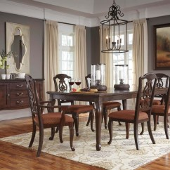 Ashley Furniture Dining Room Chairs Fishing Chair Asda D578sda In By Cleveland Oh Gladdenville Brown Set Of 2