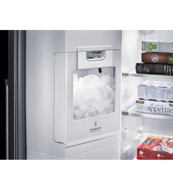 Kitchenaid Refrigerators In Mass Side X Krsc503ess
