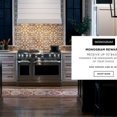 Kitchen Appliance Store Digital Scales Pearson S In Fairfield Vacaville And Napa Monogram Rewards 2019