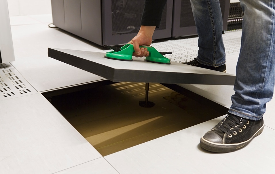 Raised floor systems explained  Spectra Contract Flooring