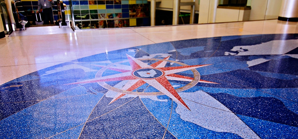 The most durable commercial flooring options for high