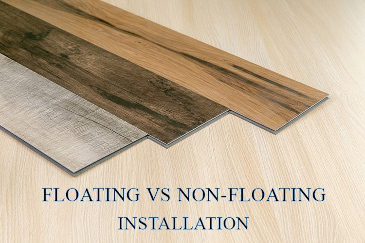 Floating Floors vs NonFloating Floors What Gives