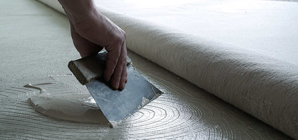 moisture resistant flooring adhesives