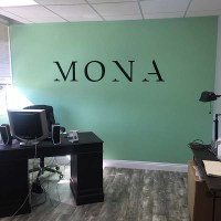 Custom Office Wall Decal Installation in Thousand Oaks