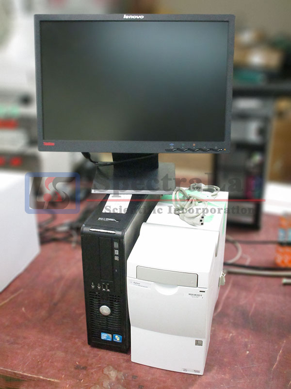 Agilent 2100 Bioanalyzer G2939A with Control System and Software – Spectralab Scientific Inc.