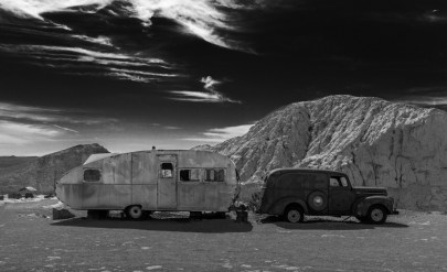 Camping out - Nelson, NV