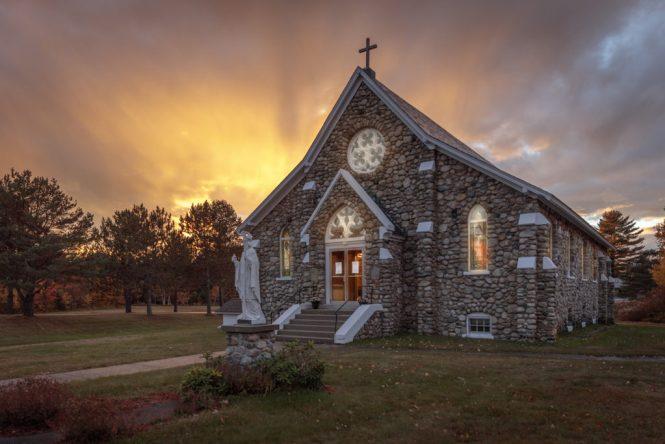 St. Patricks Church - Twin Mountain, NH