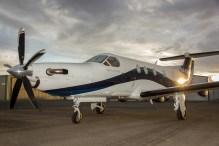 Pilatus PC-12 NG Airplane
